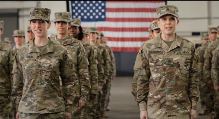 Women in US Army