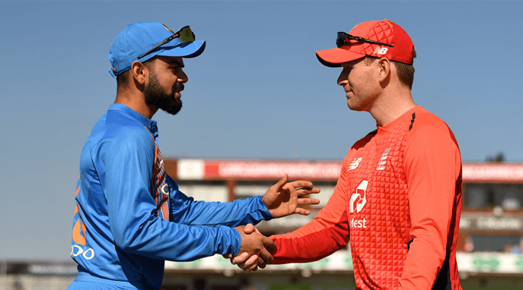 India vs England Live Streaming