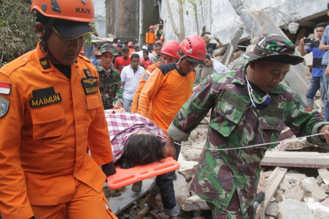 Aceh earthquake