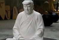 Trump Buddha