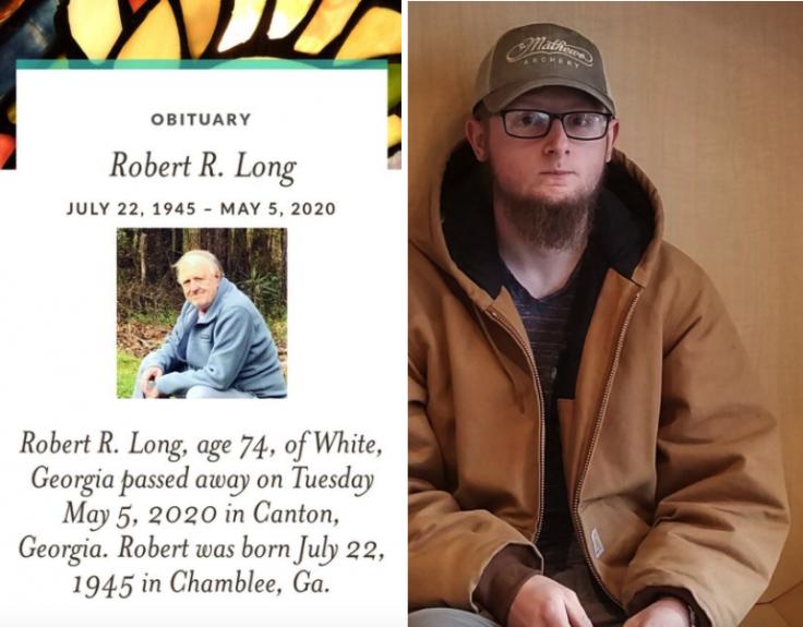 Robert Aaron Long