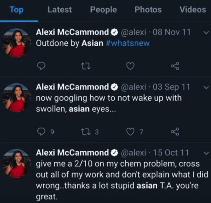 Alexi McCammond