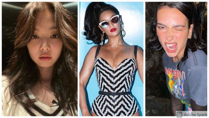 Blackpink's Jennie Beats Dua Lipa, Beyonce, Rihanna