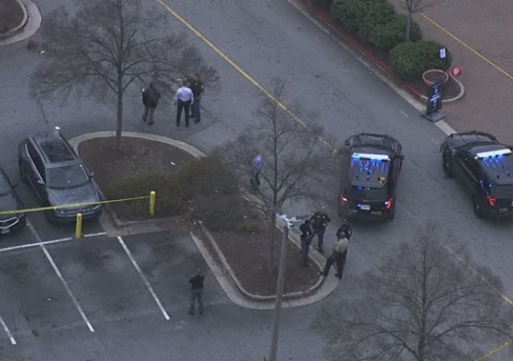 Cumberland Mall Shooting