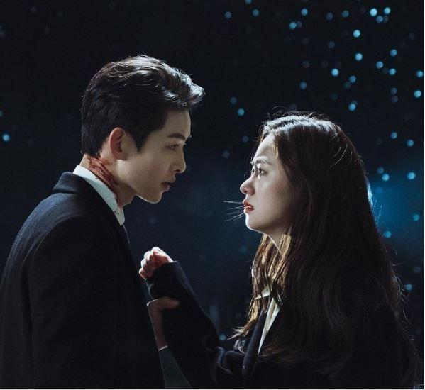 Song Joong Ki Jeon Yeo Bin