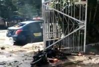 Indonesia Church Blast