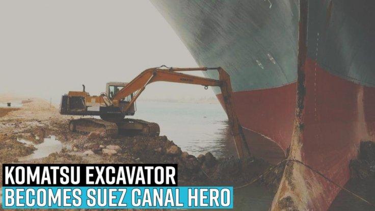 komatsu-excavator-becomes-suez-canal-hero