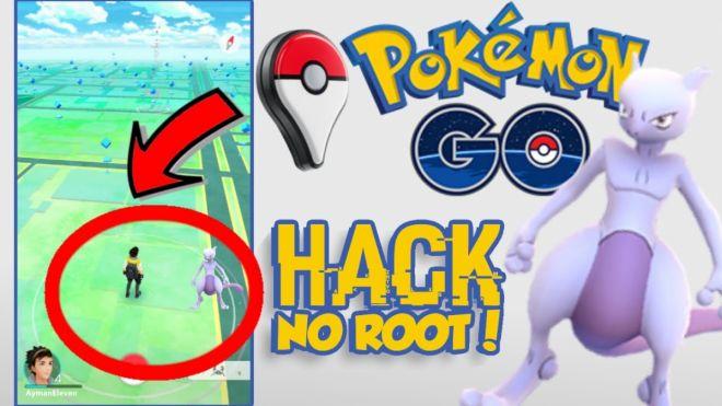Pokemon GO   GPS aka location hack