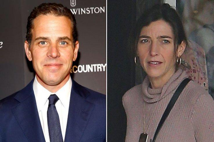 Hunter Biden and Haillie Biden