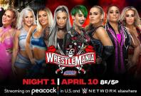 WrestleMania 37 Live Streaming