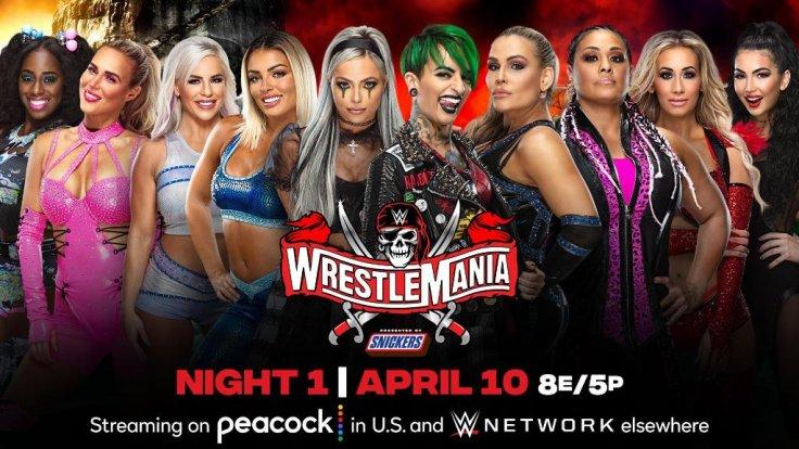 WrestleMania 37 Live Streaming
