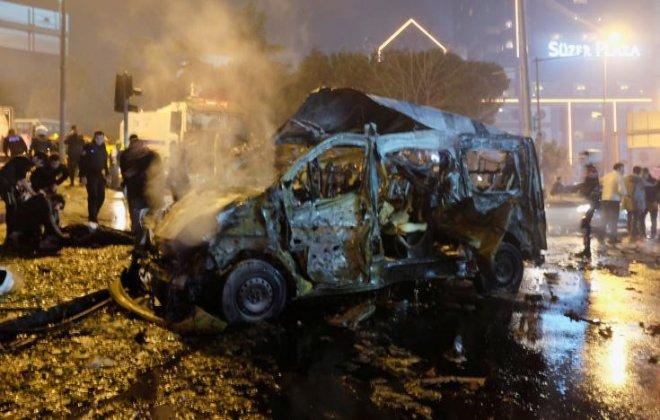 Istanbul blast