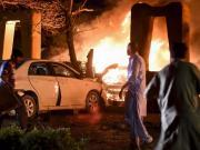 Pakistan Car Bombing Kills Four