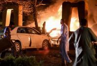 Pakistan Car Bombing Kills Four
