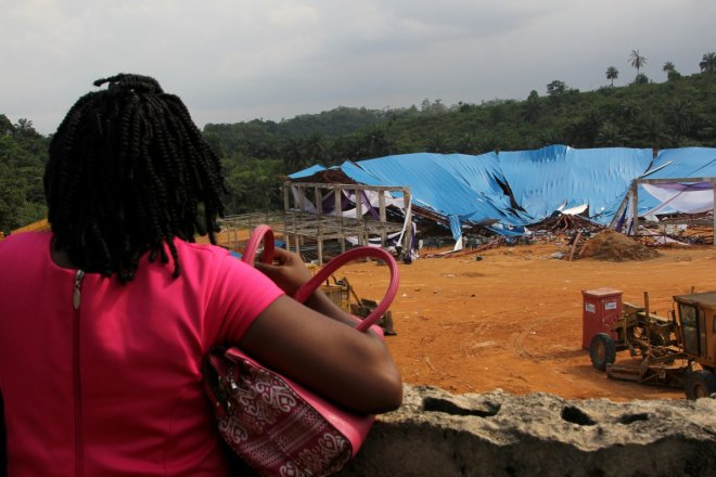 160 killed in Nigeria church collapse; mortuaries overflowing, toll to go up