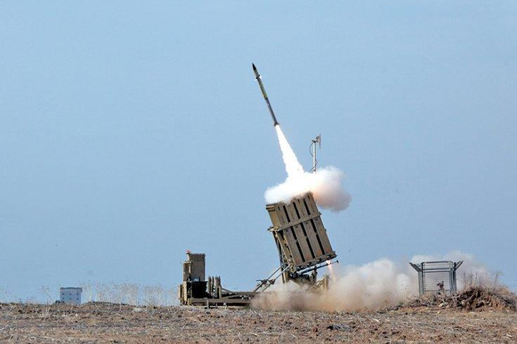 Israel Defense Forces Iron Dome
