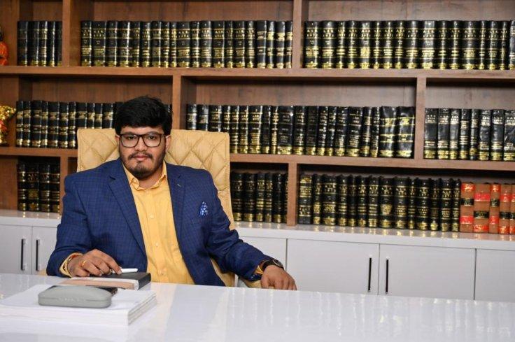 Divy Ashwinbhai Trivedi