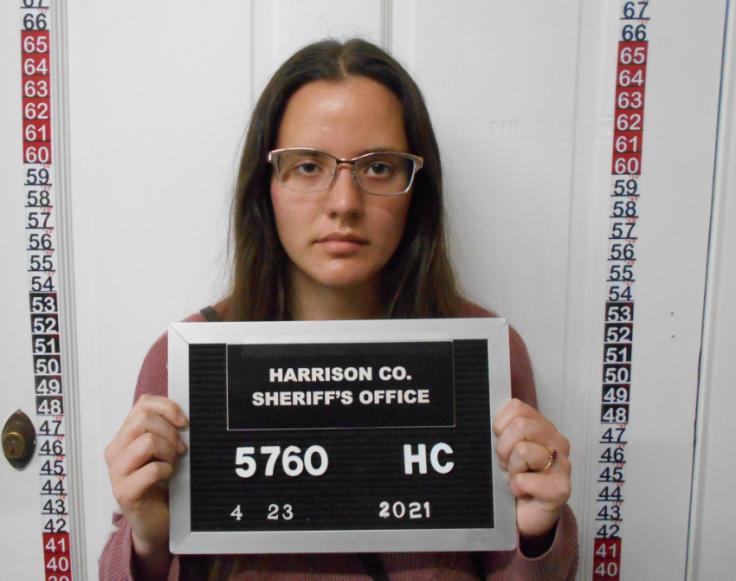Teacher Corissa McCalister Seduces Teenage Student Boy