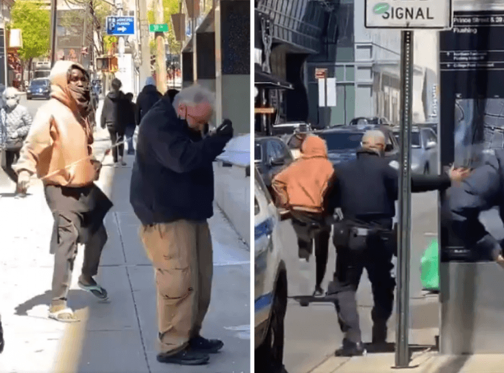 NYPD Detective attacked