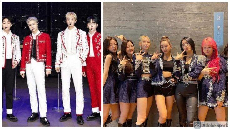ShINee and Oh My Girl