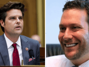 Matt Gaetz and Joel Greenberg