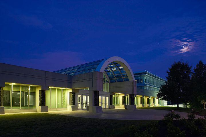 CIA Headquarters building, Virginia