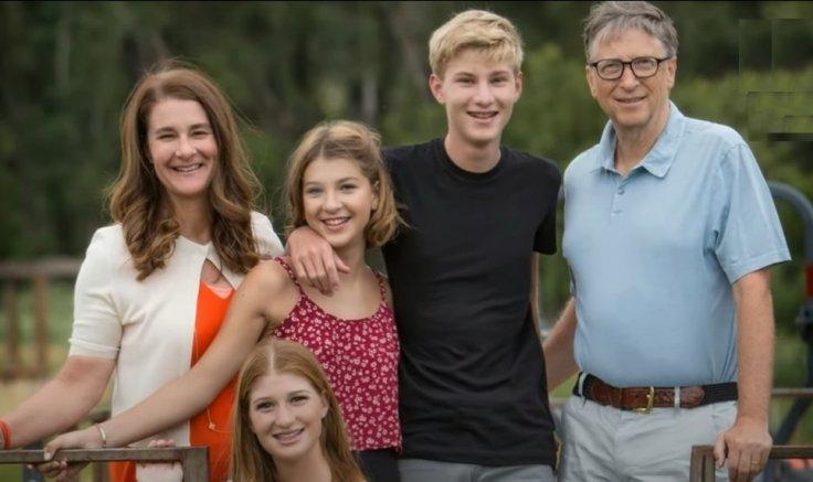 The Gates Family