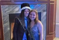 Lesbian couple crowned Prom King & Queen