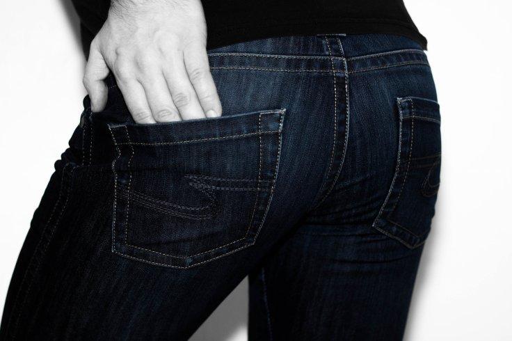 Buttocks Backside Bum