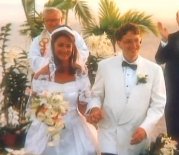 Bill and Melinda Gates marriage