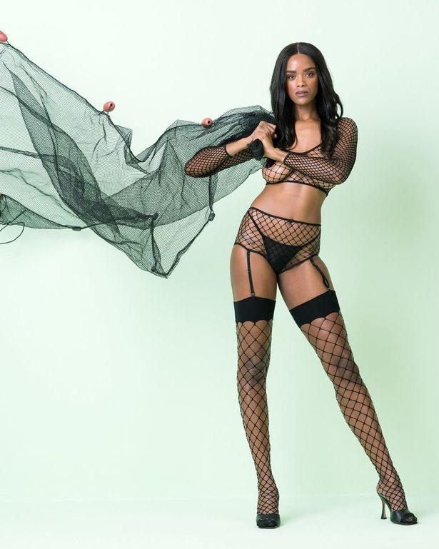 LoveHoney Lingerie Recycled Fishing Nets Water Waste