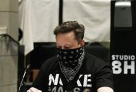 Elon Musk Saturday Night Live SNL Preparations
