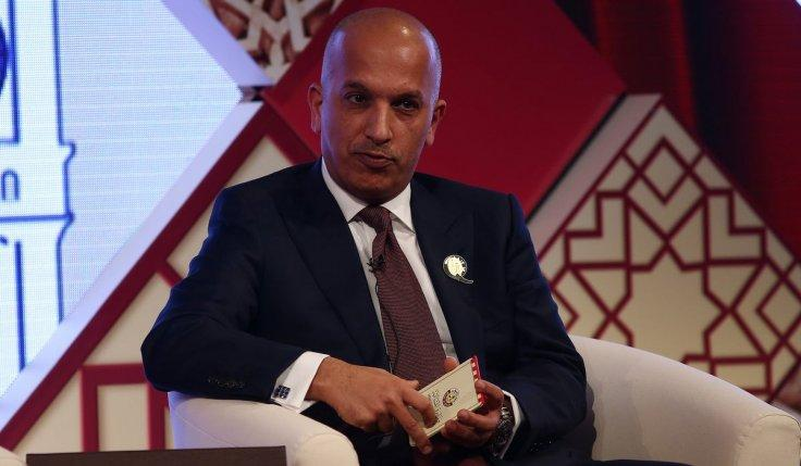 Ali Sherif al-Emadi, Qatar finance minister