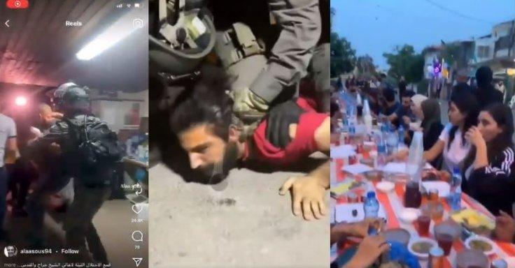Sheikh Jarrah violence
