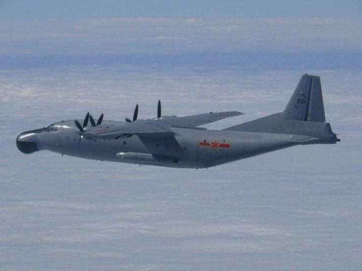 Japan denies China's claim of 'dangerous and unprofessional conduct' by fighter jets