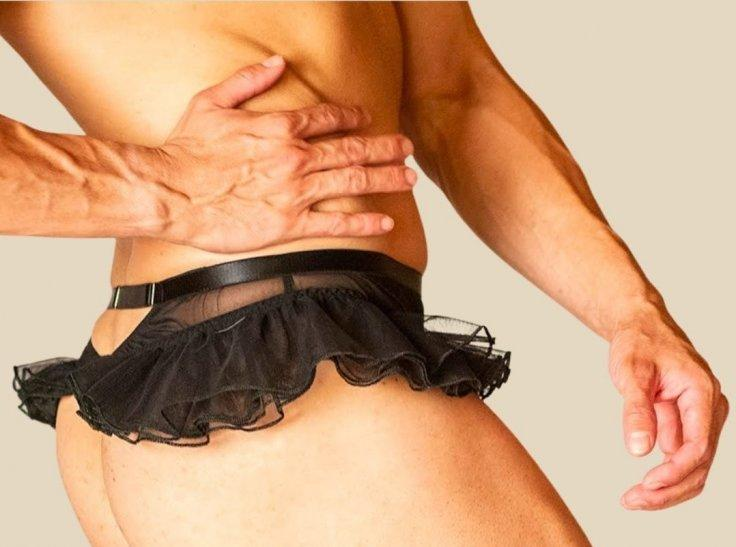 Moot Men's Underwear Banned From Advertising