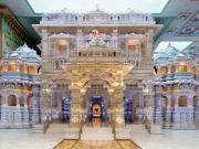 BAPS Hindu Temple in New Jersey