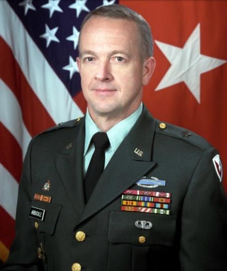 Major General Joe Arbuckle