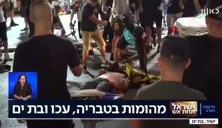 Arab lynching