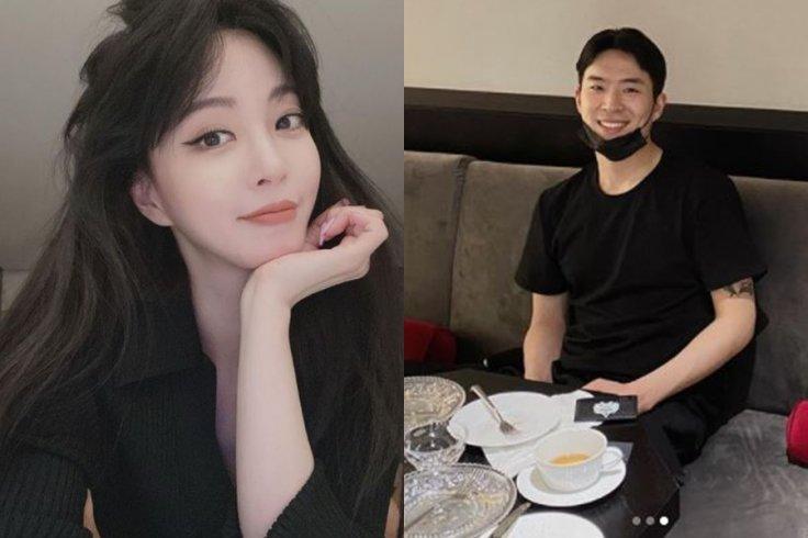 Han Ye-seul's Boyfriend