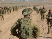 IDF ground attack in Gaza