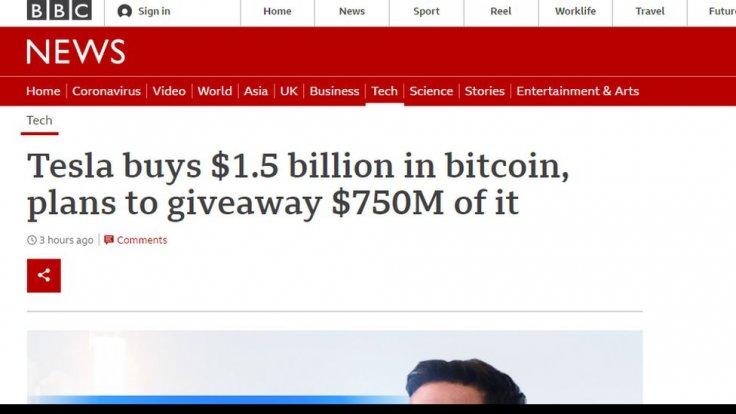 Bitcoin Scam Fake Website
