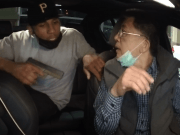 Lyft driver robbed