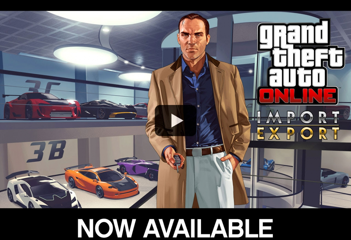 gta 5 online how to get any import export dlc car for free. Black Bedroom Furniture Sets. Home Design Ideas