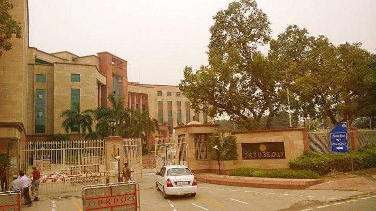 DRDO office New Delhi