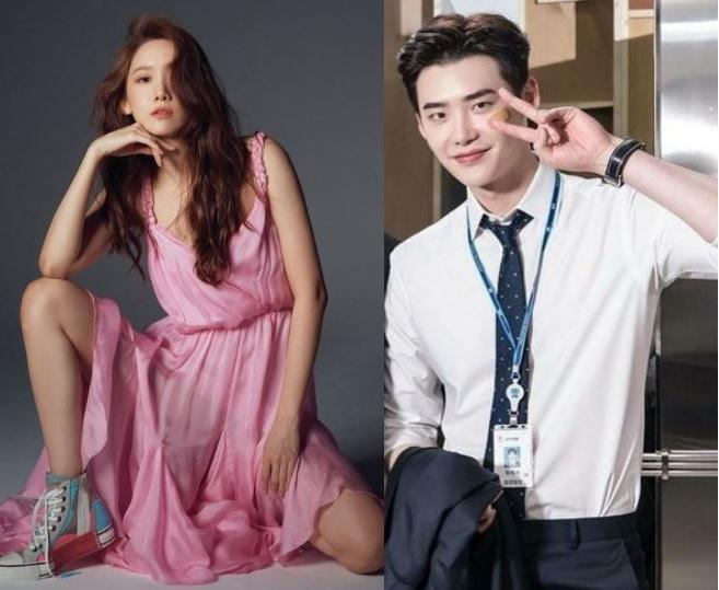 YoonA Lee Jeong Suk