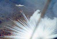 White Phosphorous bomb