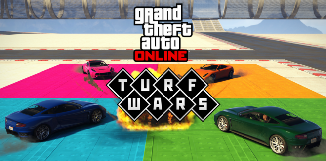 GTA Online Import/Export DLC: New Turf Wars Adversary mode