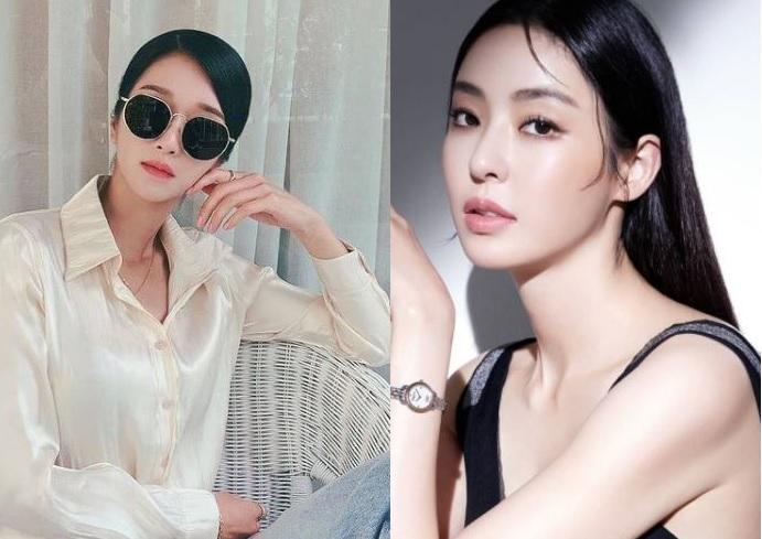 Seo Ye Ji Lee Da Hee