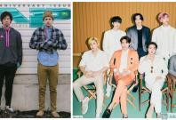 BTS and Twenty One Pilots